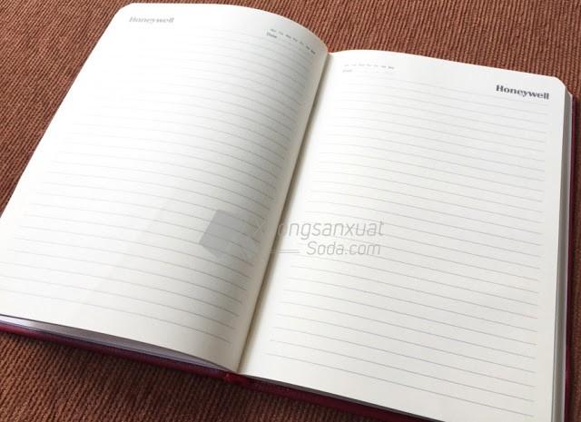 Các Loại Giấy Chuyên Dùng Làm Sổ Tay, Sản Xuất Sổ Bìa Da