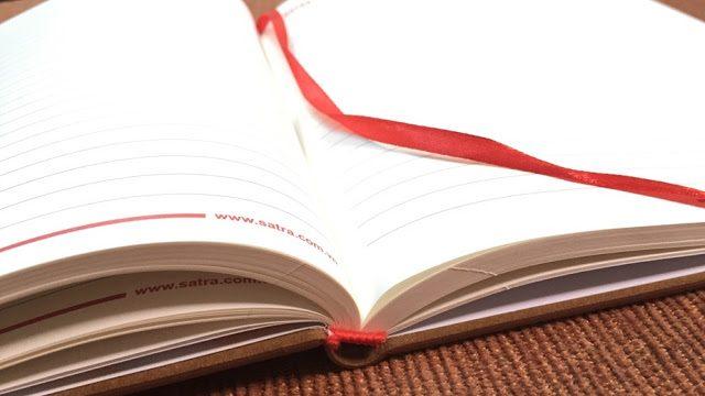 Sổ Dán Gáy | Sản Xuất Sổ Tay Bìa Đóng Gáy Theo Yêu Cầu