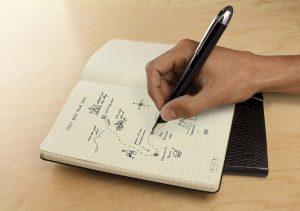Sổ Tay Moleskine Và Bút Livescribe – Cặp Đôi Huyền Thoại