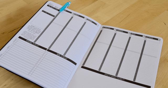 Những cuốn sổ tay giúp tổ chức công việc tốt nhất