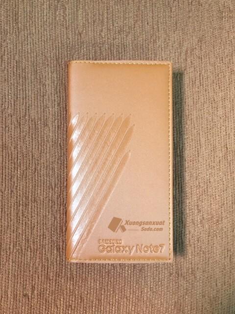 Sổ nhét Galaxy Note7