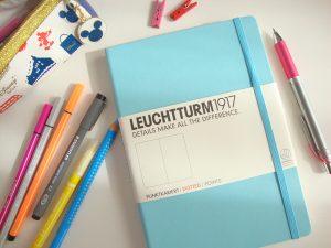 Tìm hiểu Sổ tay Leuchtturm1917
