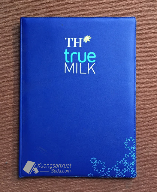 Bìa kẹp hồ sơ TH True Milk