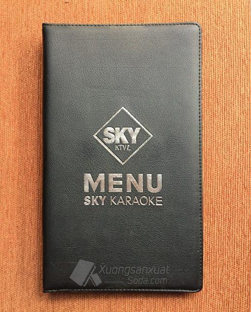 Bìa menu karaoke 15