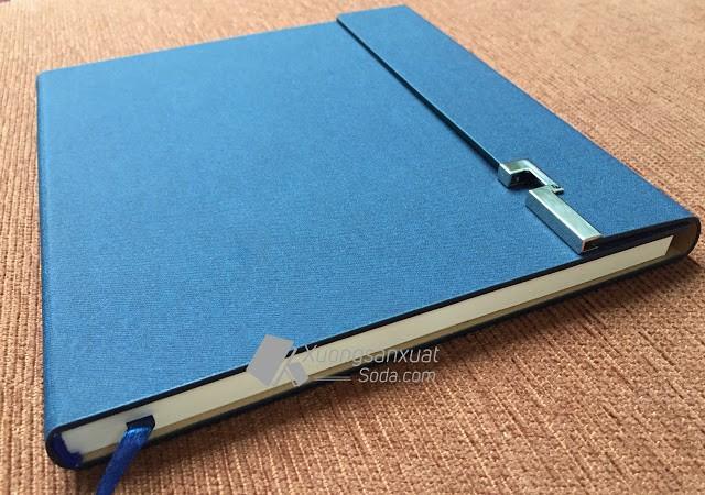 Các Mẫu Sổ Bìa Da Pu Đẹp Nhất Làm Quà Tặng Cuối Năm