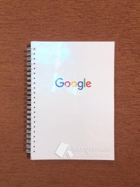 Sổ Tay Lò Xo Google