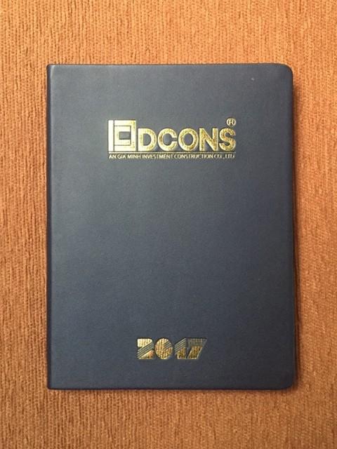 Sổ dán gáy DCONS 82