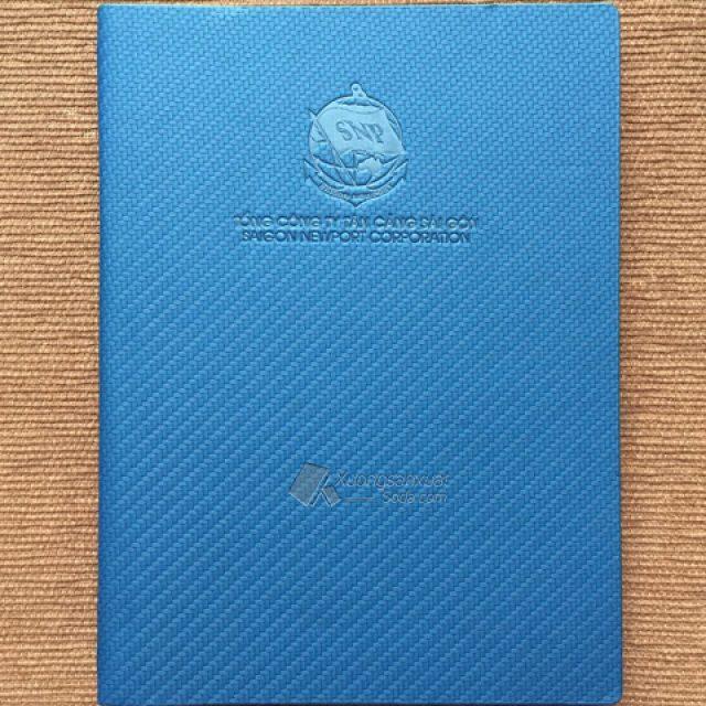 Sổ Lò Xo Da Pu Tân Cảng Sài Gòn 155