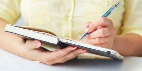 Sổ dán gáy dùng cho người thuận tay trái