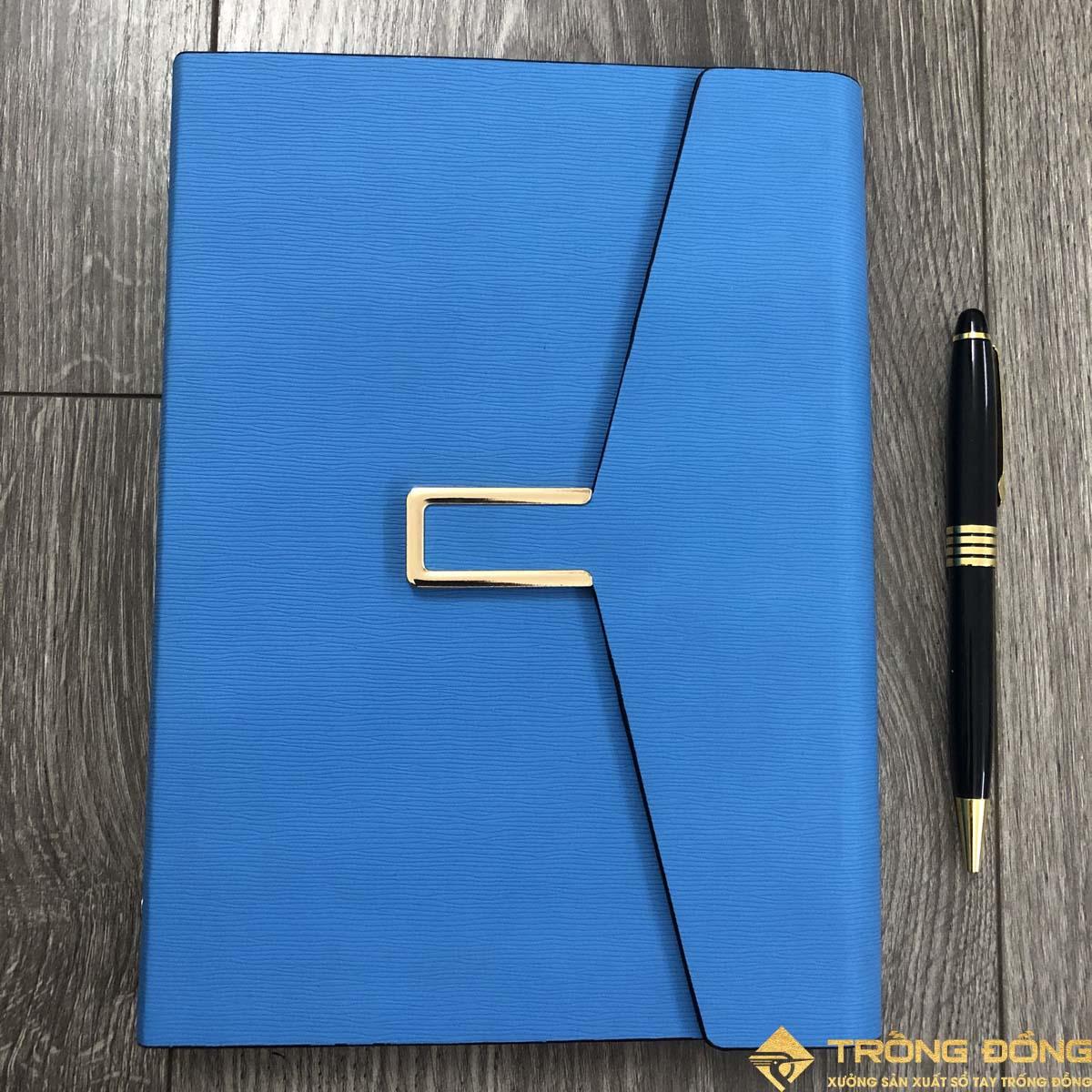 Sổ Lăn Sơn Gập 3 Còng 1.5cm Bao Thư Chữ U – LSA5 BAO THƯ 1B