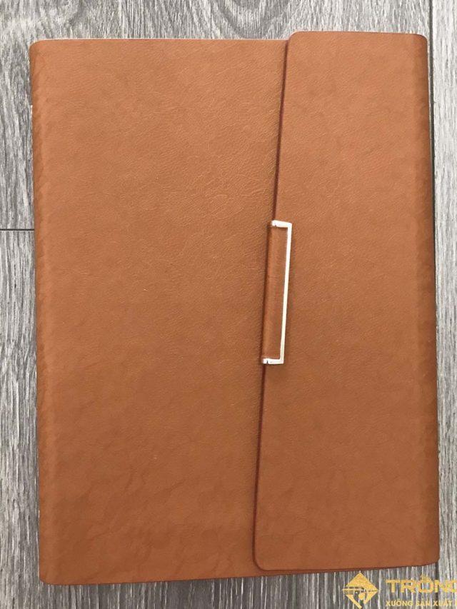 Sổ Lăn Sơn Gập 3 Còng 1.5cm Hình Thang – LSA5 Lắp Chéo B