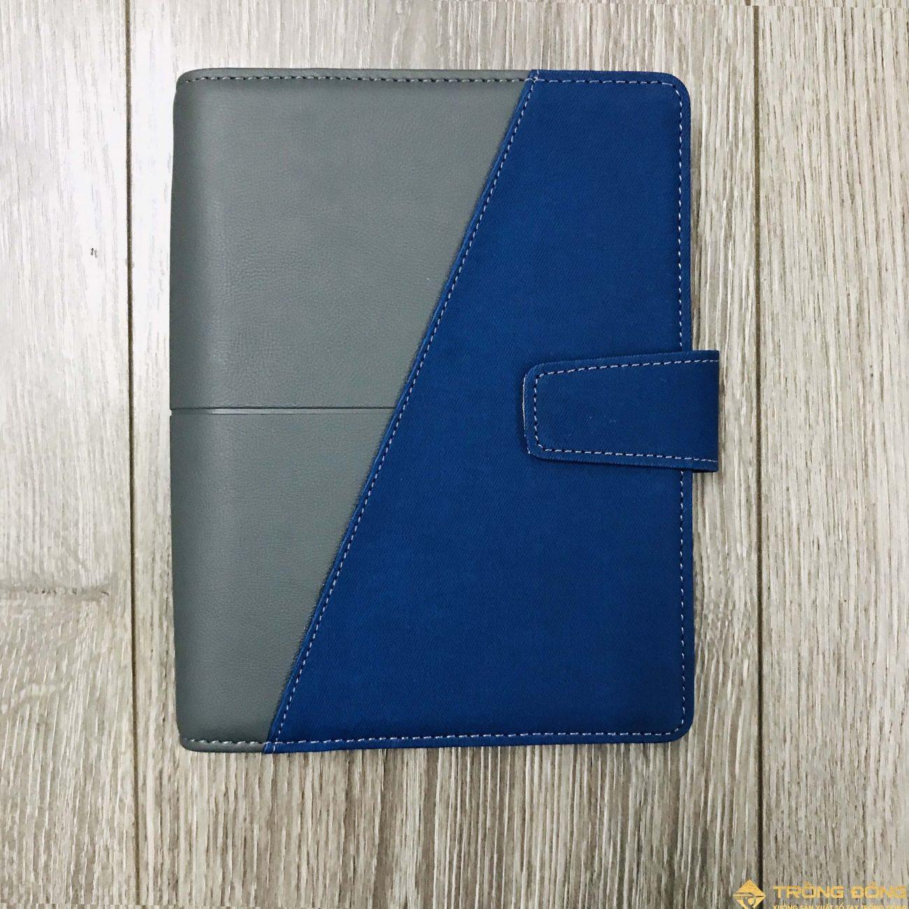 Mẫu sổ tay bìa còng B6 - SDTĐ01