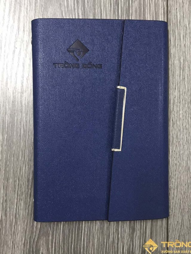 Sổ Lăn Sơn A6 Gập 3 Còng Đường Kính 1.5 cm – LSA6 Lắp chéo B