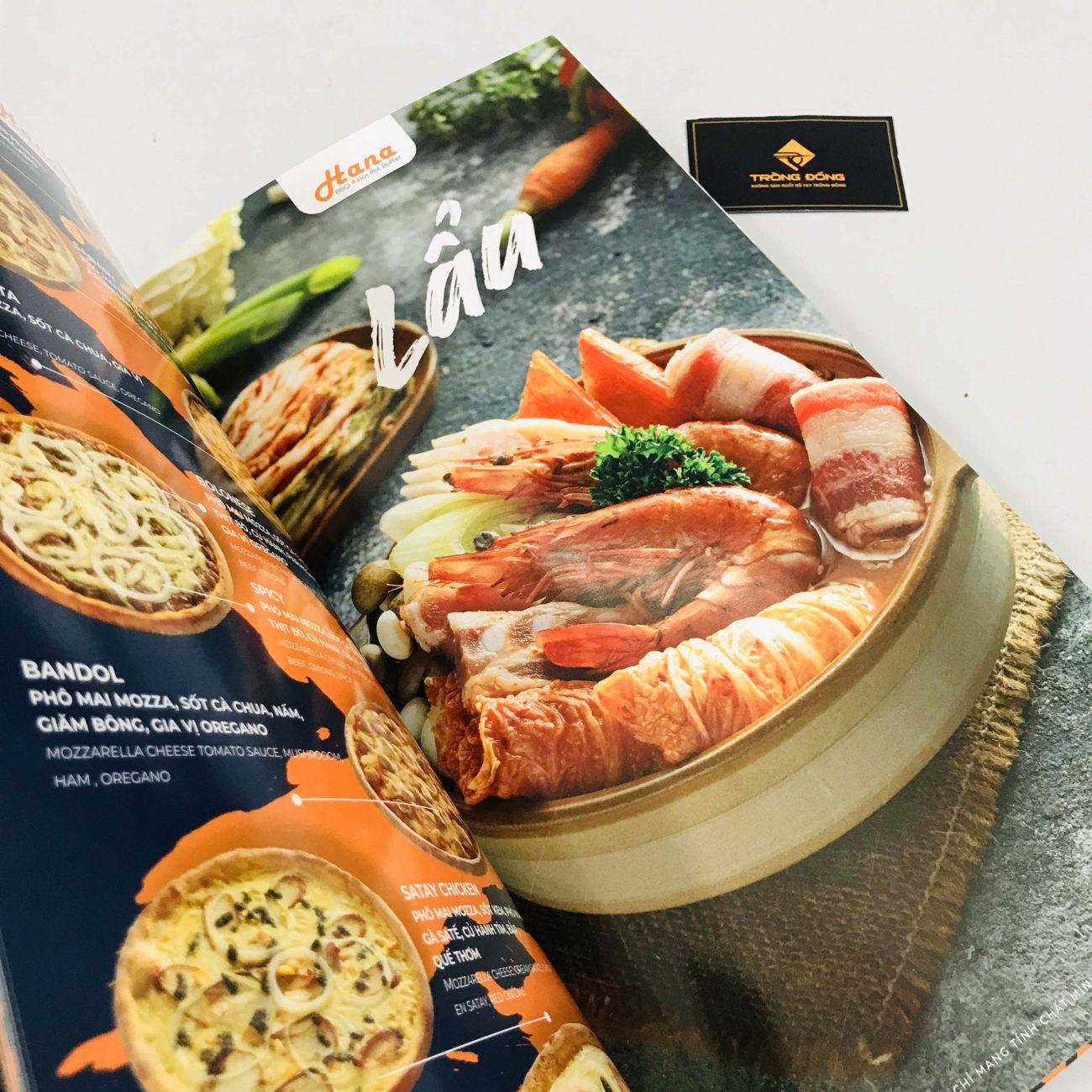 Cung cấp các loại da sản xuất menu bìa da, bìa menu nhà hàng với giá tốt nhất.